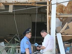 Организатор взрывов в Мелитополе рассказал, зачем подорвал банк