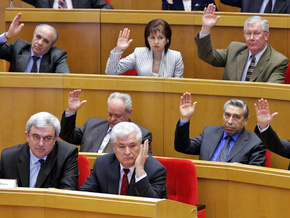 Выборы президента Молдовы провалились
