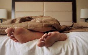 Названа найбільш шкідлива поза для сну