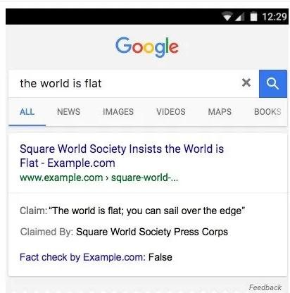 Google запустив новий сервіс: користувачі отримають перевірену інформацію (1)