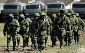 Спецназ РФ проводить навчання в окупованому Криму