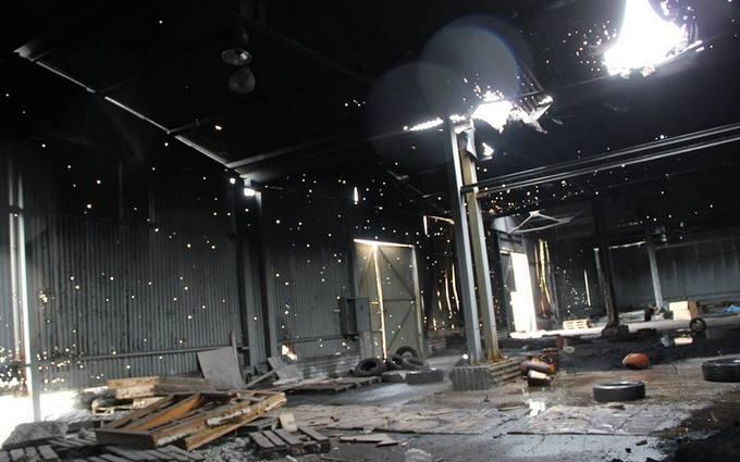 Наслідки боїв на Донбасі: українські військові показали нові фото