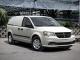 Минивэн Dodge Grand Caravan превратили в развозной фургон (4 фото)