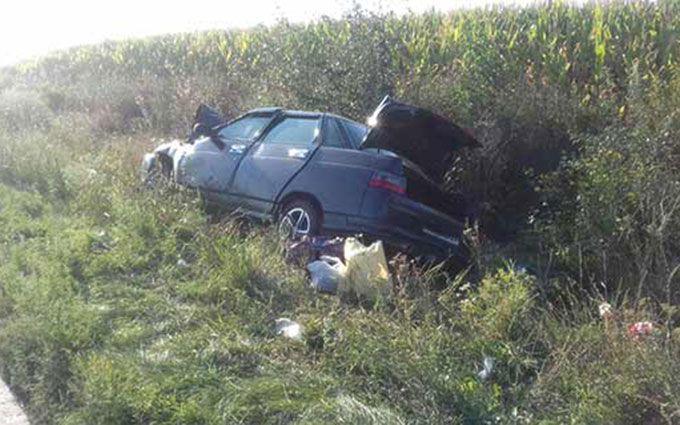 Масштабна аварія сталася у Вінницькій області, багато постраждалих: з'явилися фото