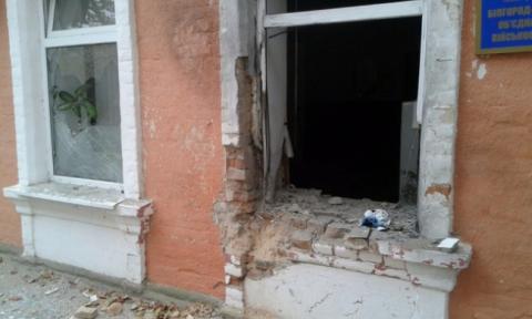 Біля будівлі військкомату в Одеській області прогримів вибух