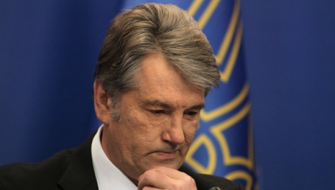 Ющенко не попадет в партийный список «Нашей Украины»