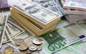 Курси валют в Україні на четвер, 6 квітня