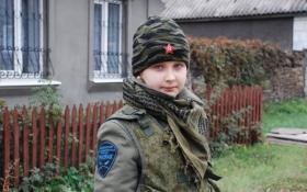 """Ватажка ЛНР звинуватили в крадіжці медалей 9-річної дівчинки-""""бойовика"""": з'явилося відео"""