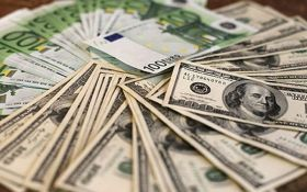 Курси валют в Україні на понеділок, 10 квітня