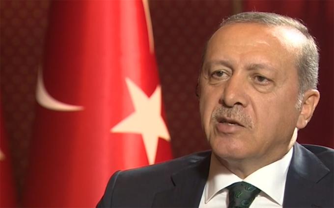 Президент Туреччини висловився щодо повернення смертної кари
