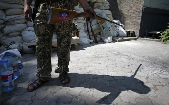 Бойовики взяли в полон українських бійців