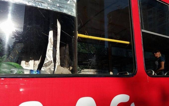 Стрілянина в одеському трамваї: з'явилися драматичні подробиці