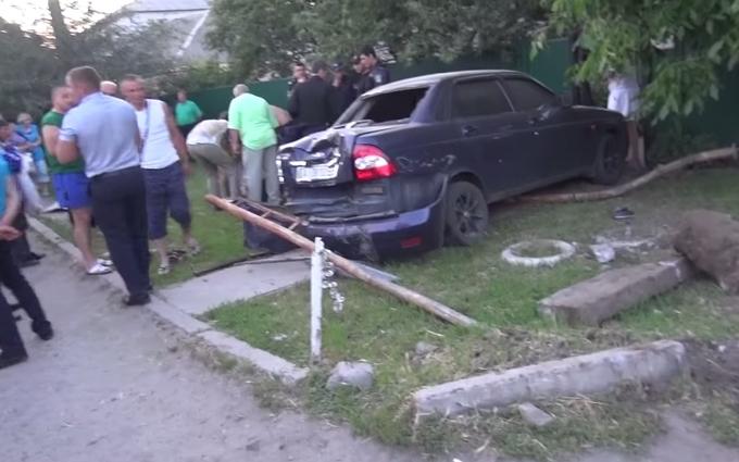 Смертельна ДТП з двома дітьми під Києвом: з'явилися нові подробиці