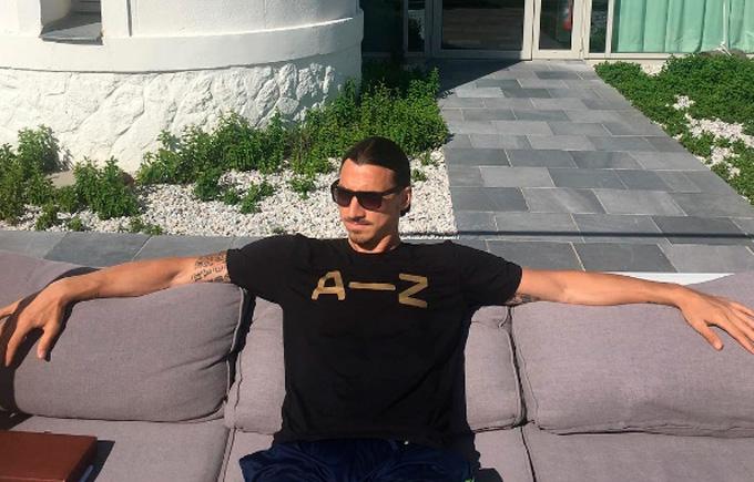 Ібрагімович вразив уболівальників своїм новим клубом