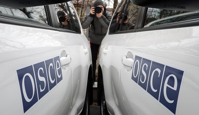 Клімкін та Штайнмайєр обговорили роботу спостерігачів ОБСЄ на Донбасі