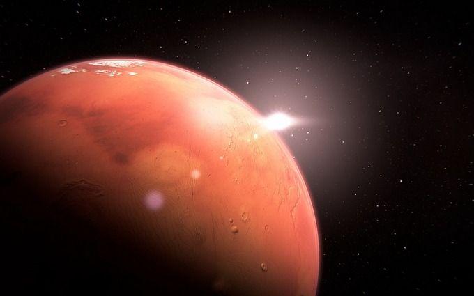 Маленький Колонсей: NASA показало фото необычной блестящей находки на Марсе