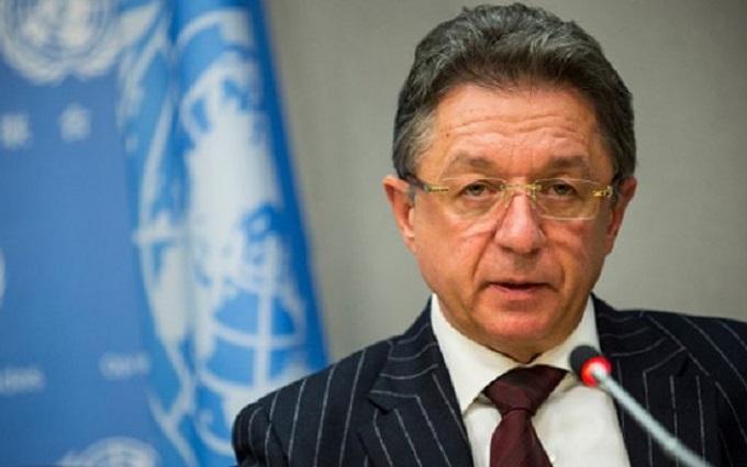 Український дипломат жорстко висміяв людину Путіна в ООН