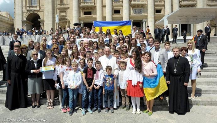 Українська співачка записала пісню з дітьми загиблих воїнів АТО: опубліковані фото і аудіо (1)