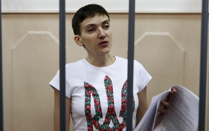 Савченко написала письмо Тимошенко: опубликованы фото