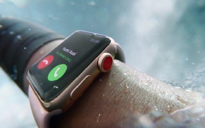 Стало известно, какая украинская компания участвовала в создании рекламы Apple Watch