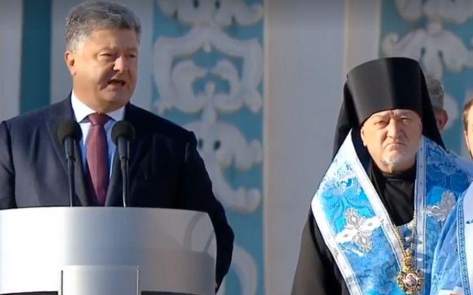 Государственной церкви в Украине не будет: Порошенко дал громкие гарантии украинцам
