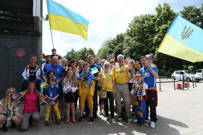 Украина - Северная Ирландия - 0-2: хронология матча Евро-2016 (11)