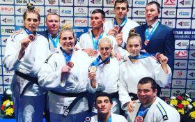 Збірна України з дзюдо завоювала почесні нагороди на чемпіонаті Європи в Росії