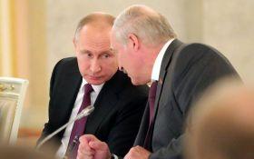 Стало відомо, про що домовились Путін і Лукашенко