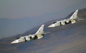 Російська авіація обстріляла пороми у Сирії, 34 людини загинуло