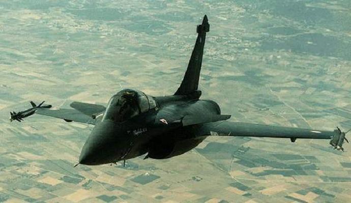 Британские истребители впервые нанесли точечные авиаудары по позициям ИГИЛ