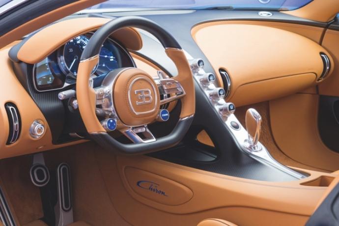 Представлена замена Bugatti Veyron (5)