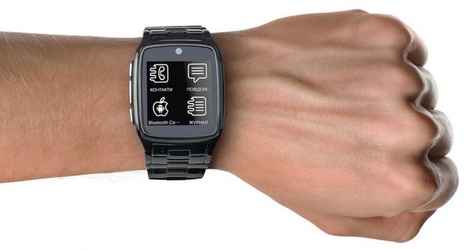 Украинская компания AIRON представила умные часы GTi 2