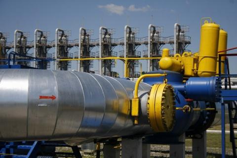 У Кабміні розповіли скільки залишилося закачати газу на зиму (1)