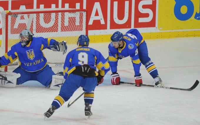 Україна прийме чемпіонат світу з хокею