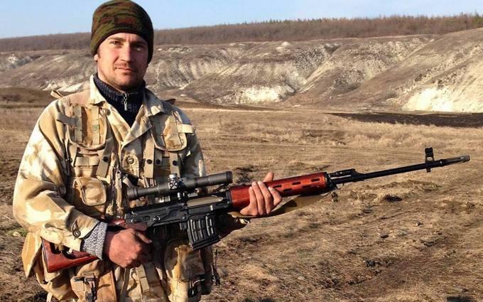 На Донбассе погиб помощник депутата Геращенко