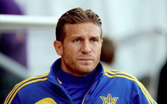 Экс-нападающий сборной Украины возглавил команду 7-мой германской лиги