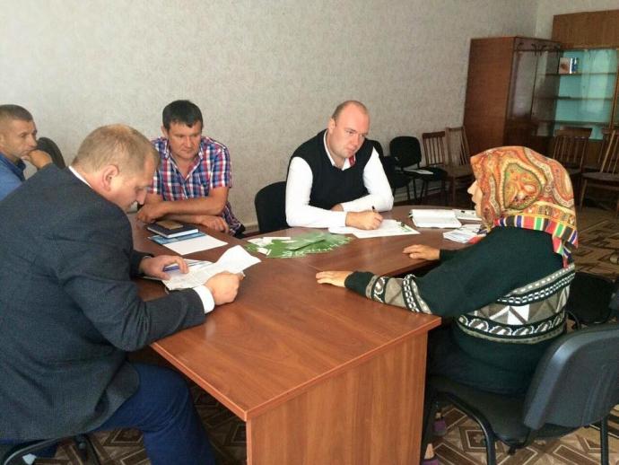 Мін'юст показав, як виїзні адвокати допомагають українцям: опубліковані фото (4)