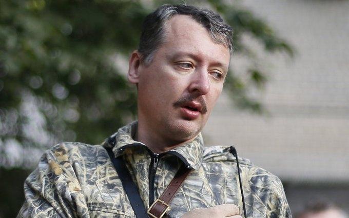 Бойовик Стрєлков зізнався, яким шляхом хоче прийти до влади в Росії
