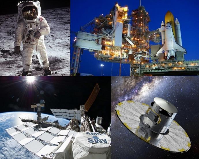 Самые дорогие космические проекты и миссии (15 фото)