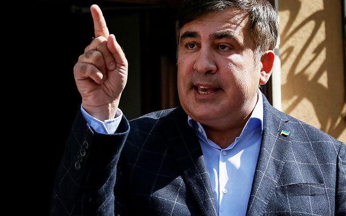 Саакашвили четыре часа допрашивали в СБУ: появились детали