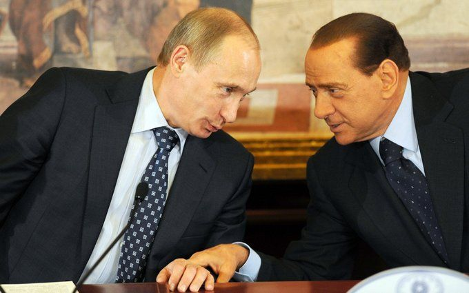 Путін привітав велелюбного друга: в соцмережах сміються