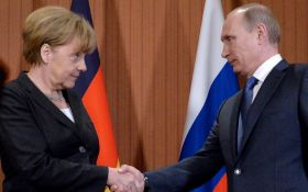 Меркель прибыла в Сочи для встречи с Путиным