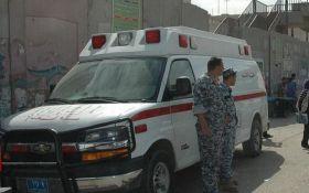 У центрі Багдаду стався теракт, 13 людей загинули: з'явилося відео