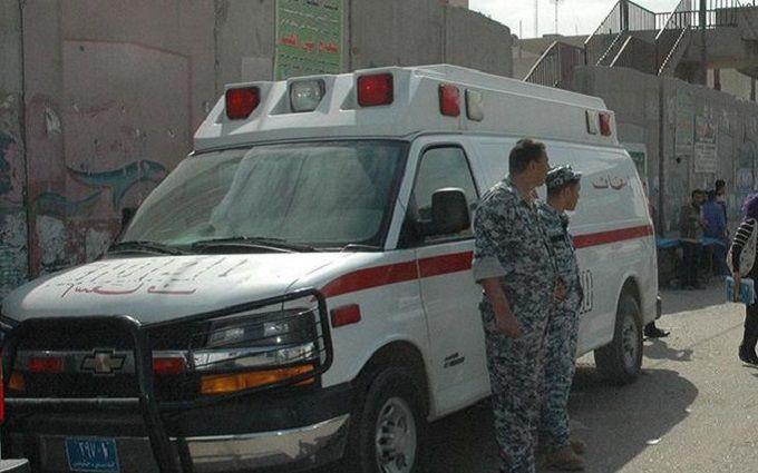 В центре Багдада произошел теракт, 13 человек погибли: появилось видео