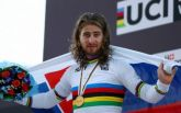 Петер Саган — трехкратный чемпион мира!
