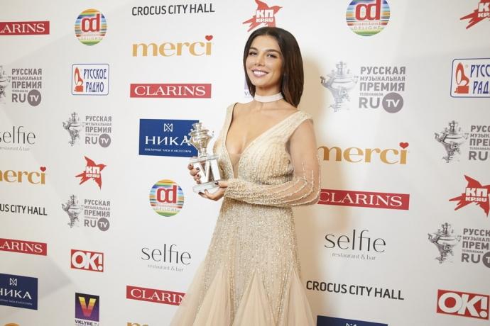 Українські артисти засвітилися на музичній премії в Росії: опубліковані фото (2)