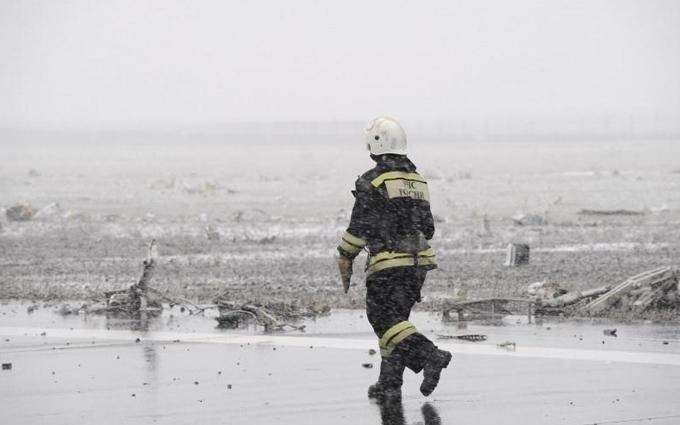 Авиакатастрофа в России: появилась схема и реконструкция