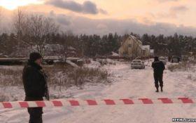 Перестрелка полицейских под Киевом: свидетель сделал громкие заявления на видео