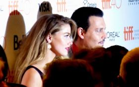 Ембер Герд вперше відверто прокоментувала скандальне розлучення з Джонні Деппом
