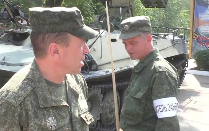 Бойовики ДНР зізналися, якою зброєю воюють: з'явилося відео